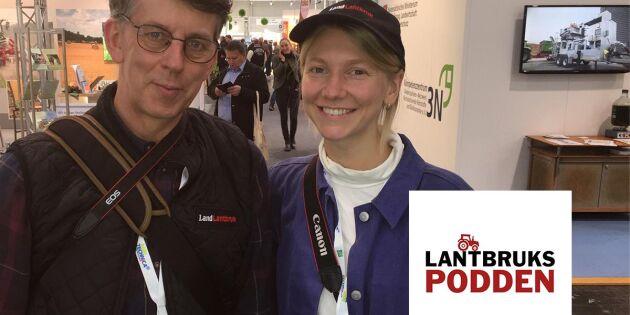 LYSSNA: Allt om Agritechnica i Lantbrukspodden