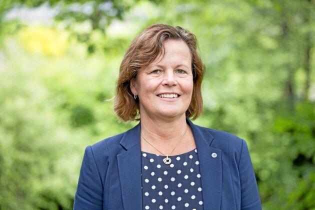 Åsa Odell, vice ordförande i riksförbundsstyrelsen.