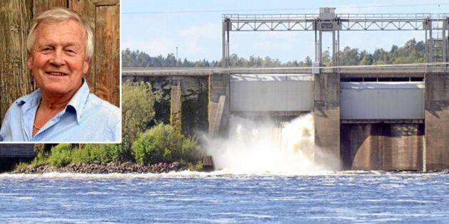 """Debatt: """"Sverige dras isär – låt vattenkraftspengarna stanna i regionerna"""""""