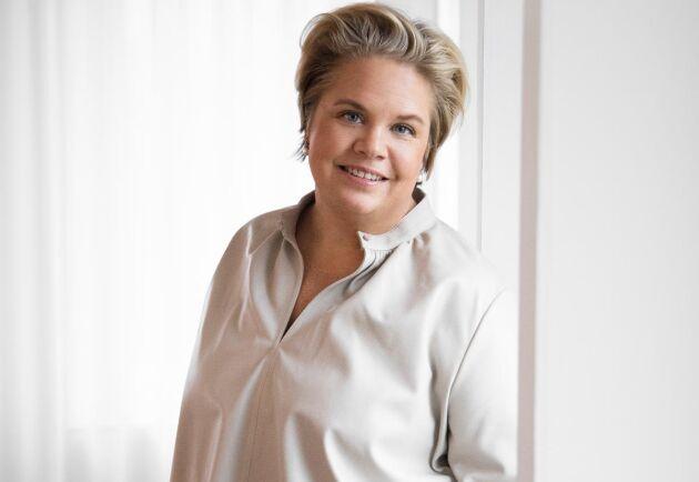 """Lotta Lyrå ser fram emot att arbeta i ett medlemsägt företag: """"Vi har en unik möjlighet att ha en dialog för förbättringsarbetet"""", säger hon."""