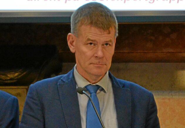 – Det här vill jag att ni slutar med, säger Herman Sundqvist om att Skogsägarrörelsen utmålar nyckelbiotoper som en skyddsform.