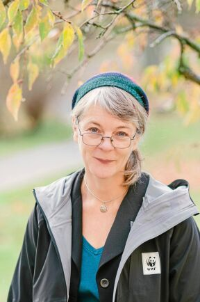 Anna Richert, matexpert vid WWF.