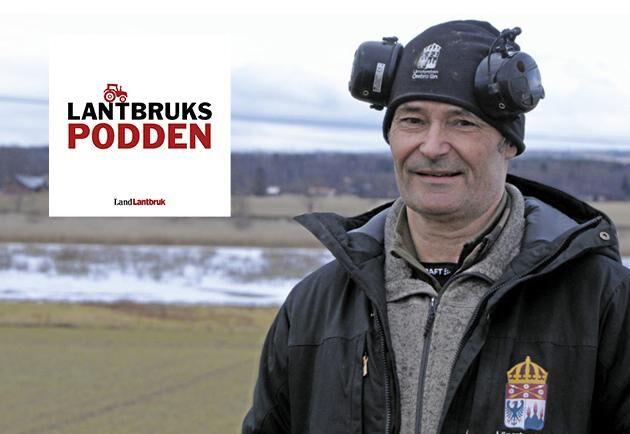 Pär Nilsson, statligt anställd fågelskrämma från Länsstyrelsen Örebro.