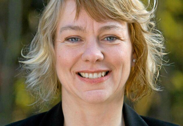 Anna-Karin Karlsson, affärschef Färskvaror på Norrmejerier.