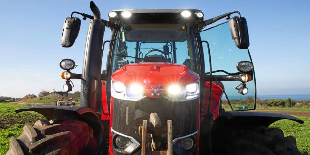 ATL TV: MF 6718 - stor traktor i liten kostym