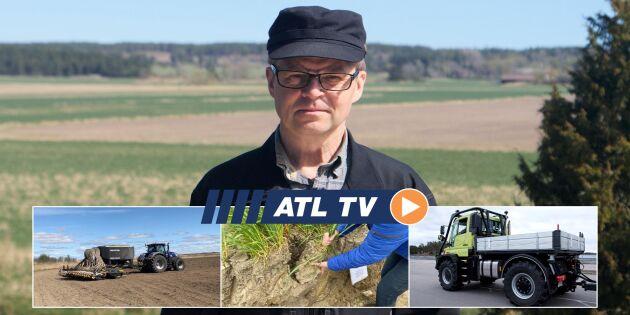 ATL TV: Unimog - en traktor med lastbilskänsla