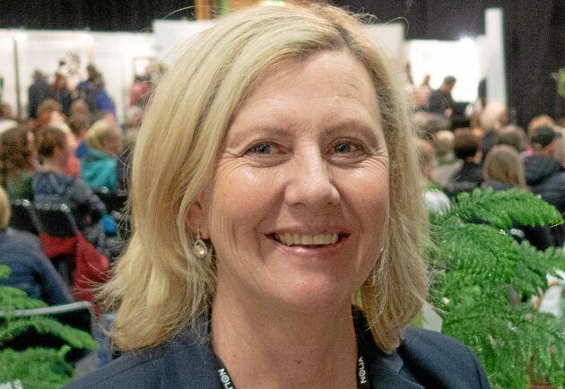 Kristin Olsson var projektledare för konferensen. – Vi fick mycket positiv återkoppling efteråt, vilket kändes väldigt roligt.