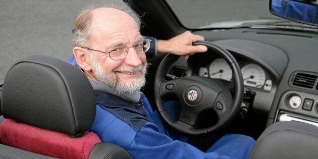 Bosse bildoktorn: Det går visst att meka med nya bilar
