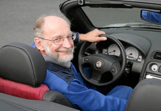 Det går visst att meka själv även med nya bilar med avancerad elektronik.