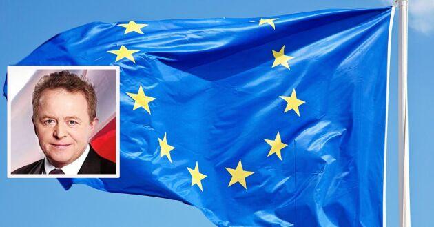Polacken Janusz Wojciechowski, 64, blev i dag, tisdag, officiell kandidat till EU:s jordbrukskommissionär.