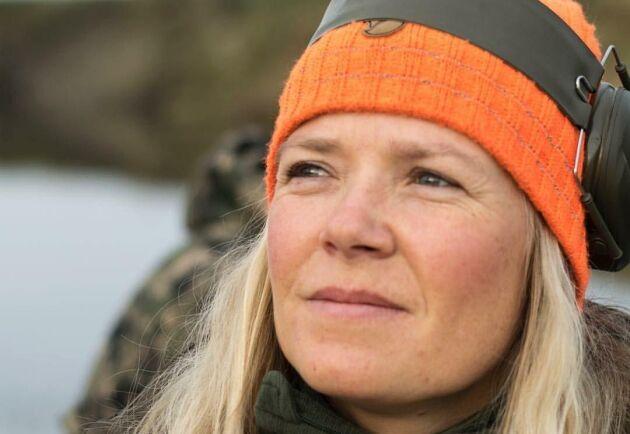 Jessica Larsson, Svenska Jägareförbundet.