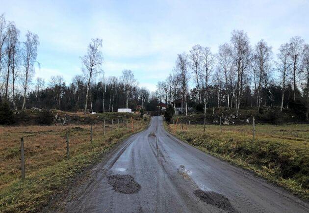 Planer på högspänningsledning oroar ägarna till Ändebols gård.