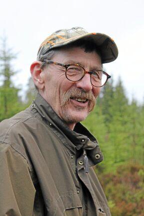 Kristian Söderlund, skogsägare Dalsland.