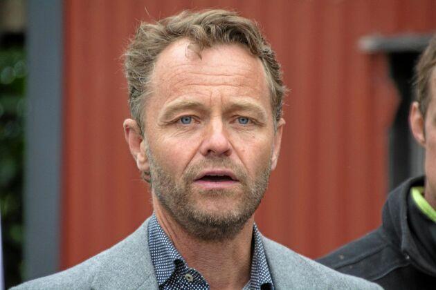 Jonas Carlgren, styrelseledamot i Arla och ordförande för Svensk Mjölk.