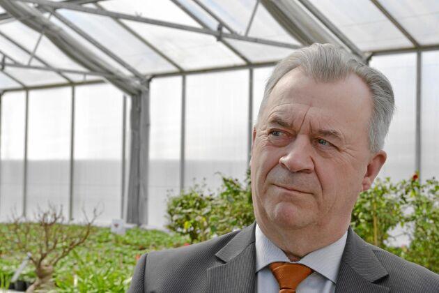 Landsbygdsminister Sven-Erik Bucht vill ha en ordentlig genomlysning av systemet.