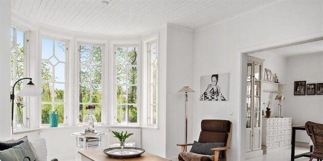 Västergötlands Villa Villekulla är till salu! Vänta tills du ser bilder inne i huset