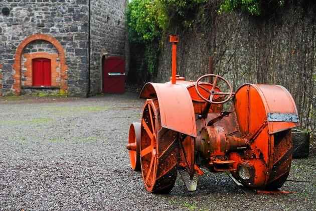 Land guidar dig till Sveriges traktormuseer.