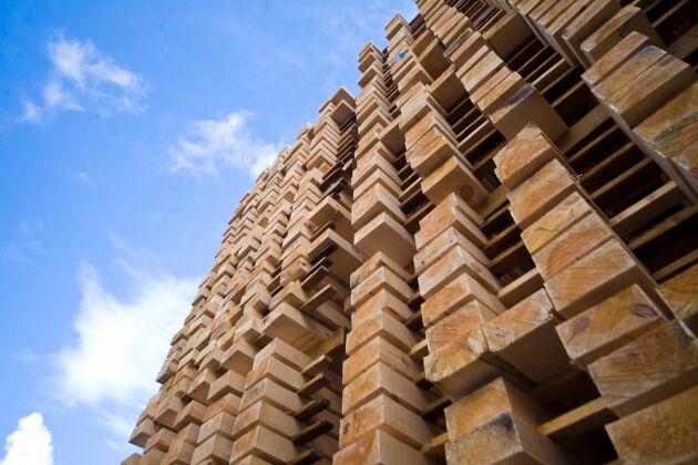 Projektet Kvist ska få fler studenter till träindustrin.
