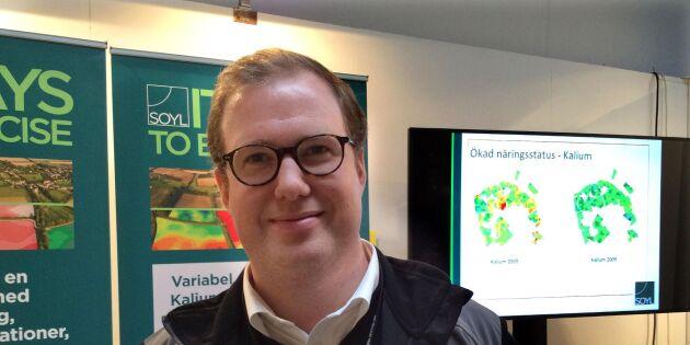 Ny aktör för precisionsodling på svenska marknaden