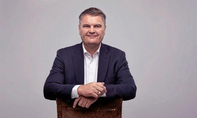 Jais Valeur, koncernchef för Danish Crown.