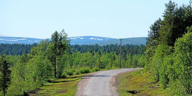 150 miljoner fattas för Skogsstyrelsen