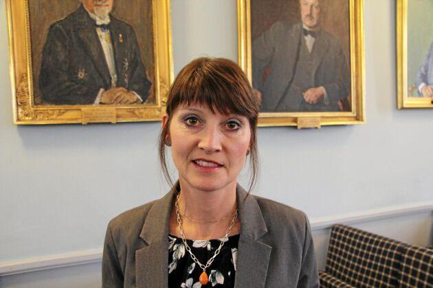 Linda Nyström, Skogstekniska klustret.