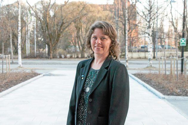 Ulla Bergström, ordförande för Norrmejerier.
