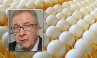 Frankrike förbjuder ägg från burhöns i livsmedelsaffärer