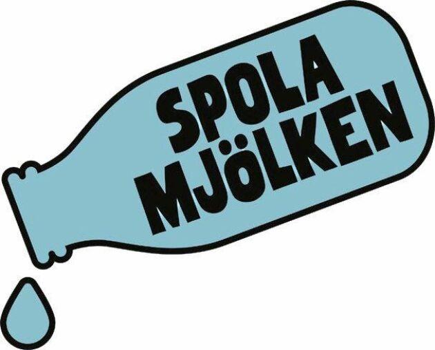 Tidigare i veckan lanserades Oatlys reklamkampanj Spola mjölken.