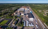 Vida Vislanda slår tidigare produktionsrekord
