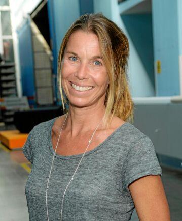 Skidskyttestjärnan Magdalena Forsberg har planer på att bli bonde.