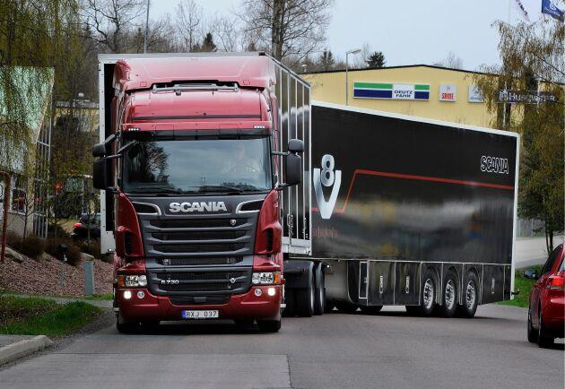 Första handelsdagen för Traton, där bland annat Scania ingår, tros bli 28 juni.