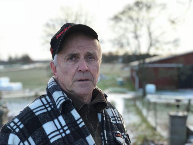 - Stödet behövs så att det blir kontroll. Det är en del som skaffar får utan att ha den rätta djurkunskapen. Samtidigt är det synd att stödet inte är mer anpassat efter olika produktionstyper i fårnäringen, säger Hubertus Gelin, vårlammsproducent utanför Norrköping.