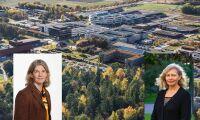 Två i slutstrid om rektorspost på SLU