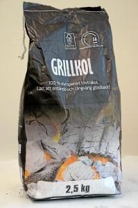 Land.se skriver om grillkol.