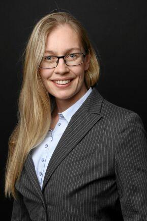 Ann-Kristin Sundin är nutritionsexpert, det vill säga specialist på kost och näring.