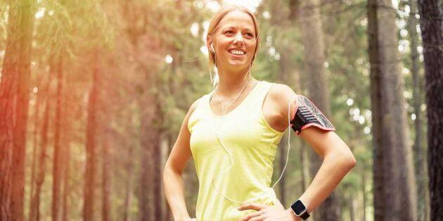 Från soffliggare till joggare – 9 bra tips för att komma igång
