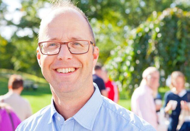 – Irländska lantbrukare borde ha stannat upp och tänkt på vilka konkreta åtgärder de skulle behöva göra i takt med att mjölkproduktionen ökar, säger Markus Hoffman, vattenexpert på LRF.