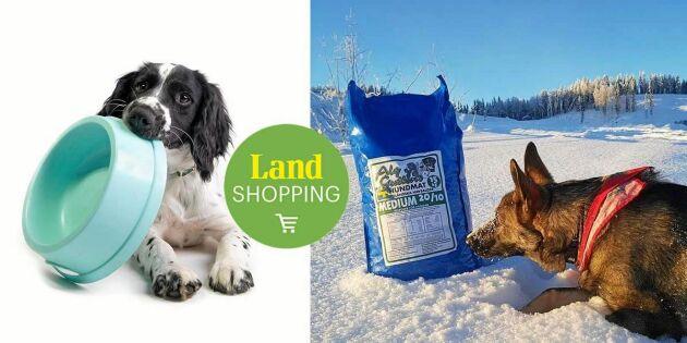 Alggutten – svenskt hundfoder 100 procent klimatkompenserat