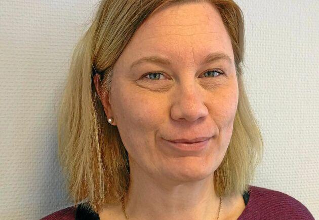 Sommarens extrema väder gör att det inte kommer finnas tillgång till svenska grönsaker hela säsongen, säger Karin Oscarsson, på Mellansvenska odlarna.