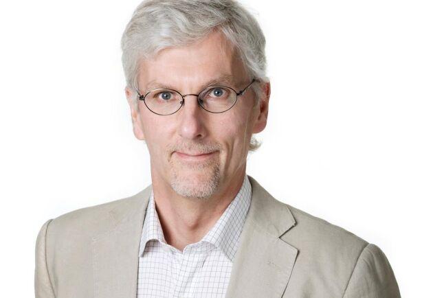 Jan Cedervärn, ny överdirektör för Jordbruksverket.