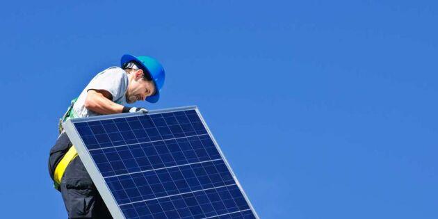 Det här behöver du veta om solceller