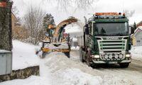 Misstänkt kartellbildning kring snöröjning utreds