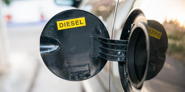 Sverige ökar mest inom biodrivmedel
