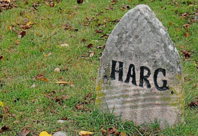 Hargs Säteri arrenderar Peter Collin. Dessutom äger han två gårdar. Totalt brukar han 1 500 hektar.