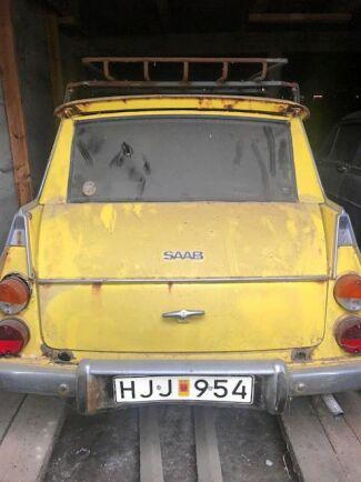 Saab V4 kombi, 1975.