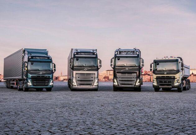 Det tar två veckor för Volvo att få igång ugnen som används för gjutning av motorblock till lastbilar och entreprenadmaskiner.
