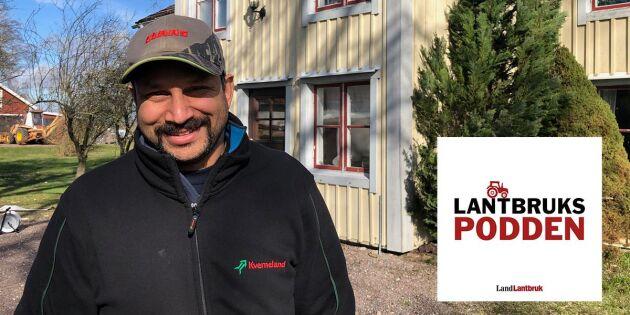 Lantbrukspodden: Därför lämnade Peter Borring sin LRF-post