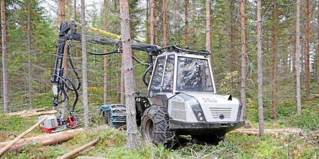 Många vill ha mindre skogsmaskiner
