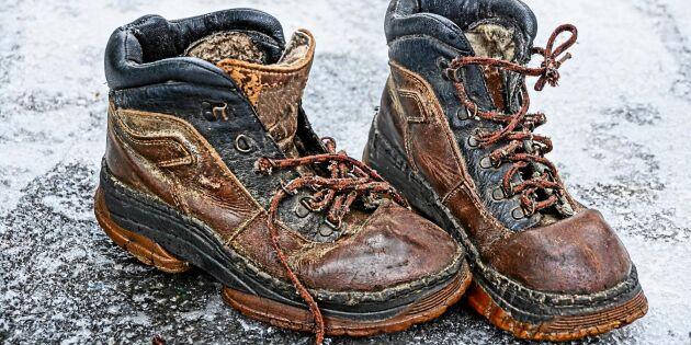 Fotexpertens tips: Därför ska du dammsuga dina skor